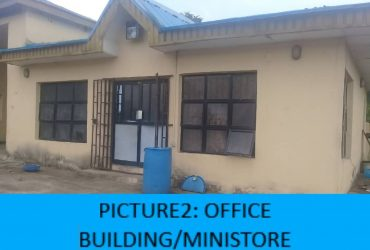 Filling Station for sale along Lagos Ibadan Expressway.