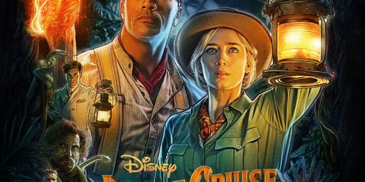Watch Jungle Cruise (2021) Online Full Movie Streaming Free 123Movies